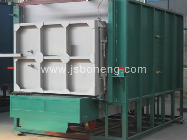 RT3-280-12系列台车式电阻炉