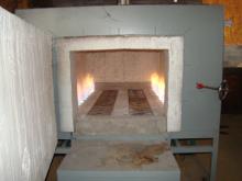 液化气台车式焙烧炉