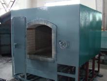 液化气箱式焙烧炉