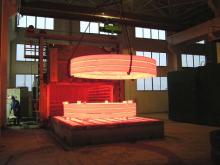 环件台车炉