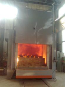 小型燃油台车炉