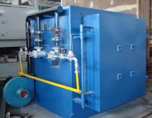 天然气箱式炉