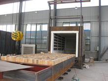 RT3-300-6系列台车式电阻炉